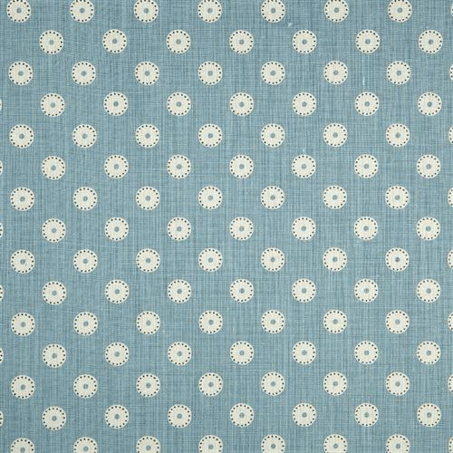 Pretty Maids - Oilcloth - Teal and Winter