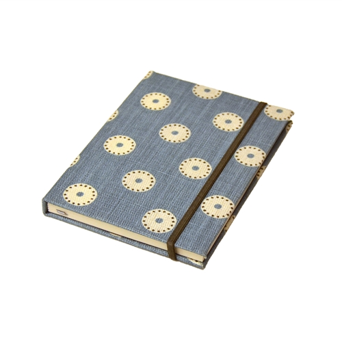 Pretty Maids Notebook - Teal, Winter