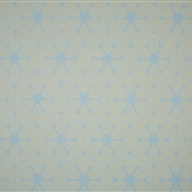 Shibori - Wall Covering - Duck Egg, Forget-me-not