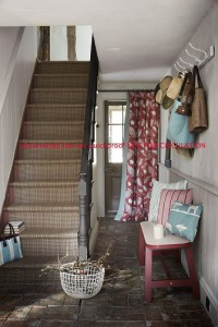 see our beautiful new runner woven at Solva Woollen Mill in Wales...