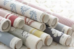 fabric rolls high