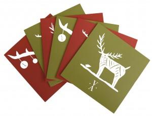 xmas cards crop