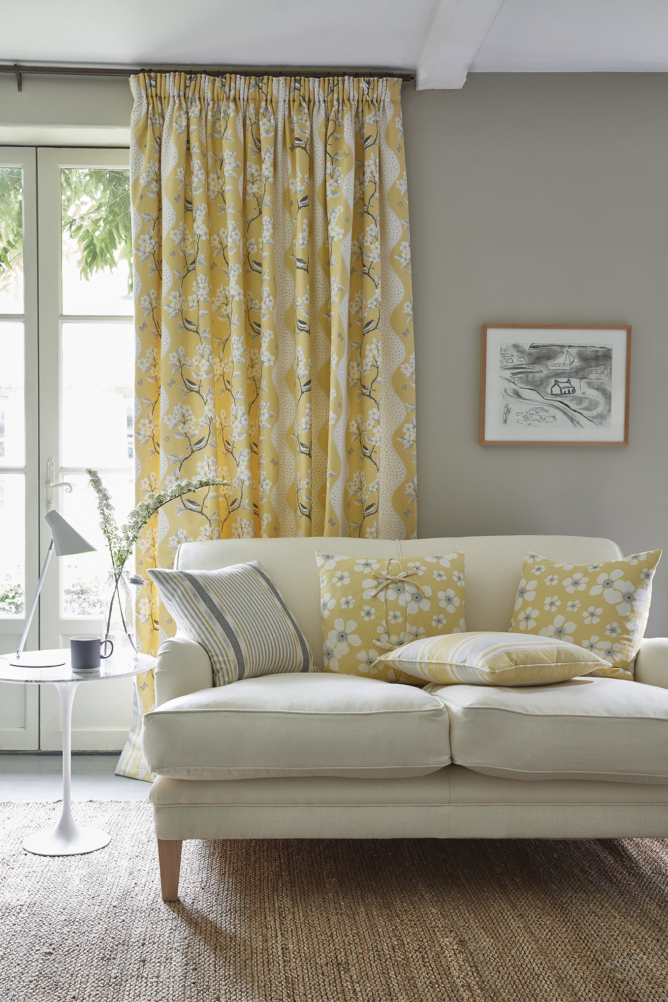 inspirational the wall waiting on design many sliding beige room yellow door this of office flower blinds full or with glass at decorated modern vase table and curtain slding large size pictures decoration curtains using color doors round blind books for