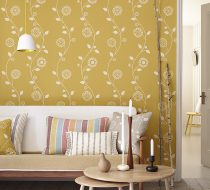 The wisdom of wallpapering