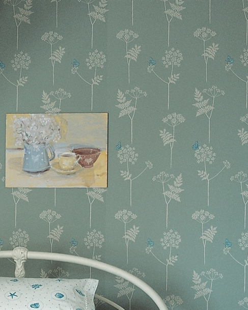 Designer Wallpaper. Fabric Wallpaper In Traditional Styles For The Home    Vanessa Arbuthnott
