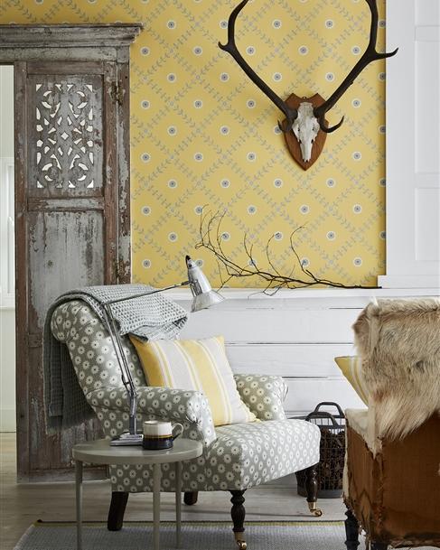 Modern Fabric Wall Covering Uk Vanessa Arbuthnott
