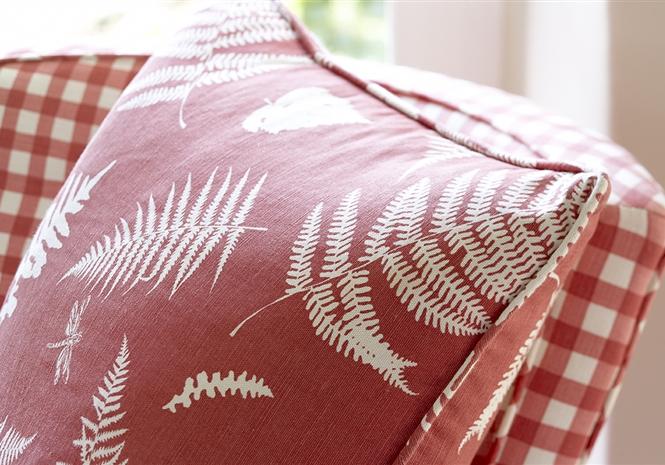 Woodland Fabric Collection Fern Fabric Pattern Vanessa
