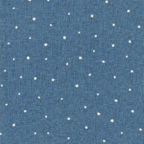 Plain Dotty - Cornflower