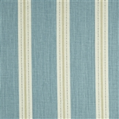 Stockholm Stripe - Teal, Mushroom, Winter