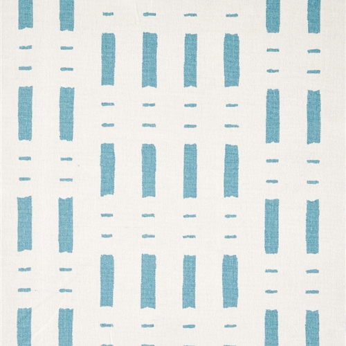 Espalier Stripe - Powder Blue