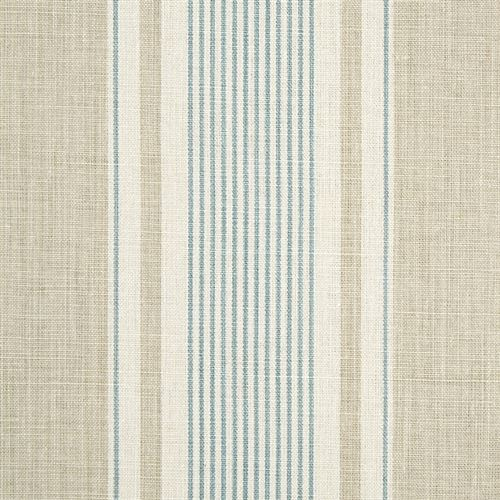 French Ticking - Limestone, Smoke