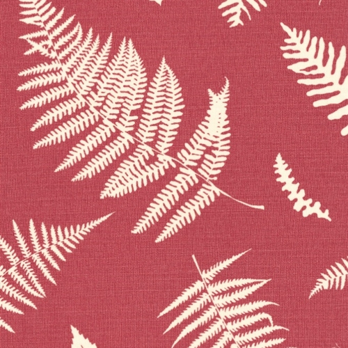 Fern and Dragonfly - Raspberry