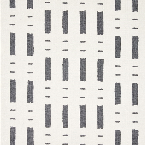 Espalier Stripe - Charcoal