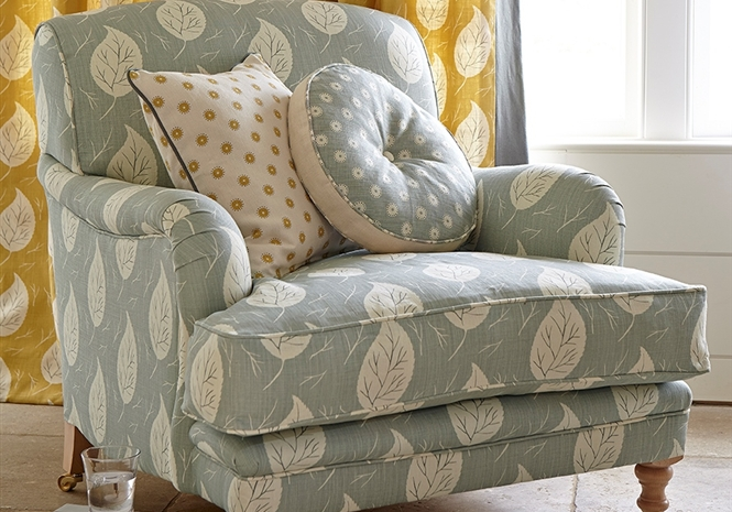 Living Room Designer Armchairs Made With Luxury Fabrics, Rustic Country  Furniture   Vanessa Arbuthnott