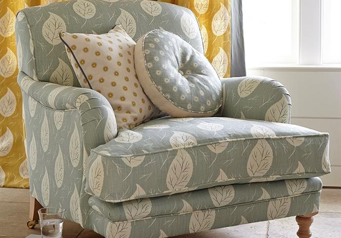 Living Room Designer Armchairs Made With Luxury Fabrics, Rustic Country  Furniture   Vanessa Arbuthnott