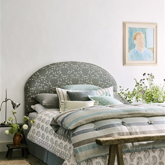 Rounded Headboard