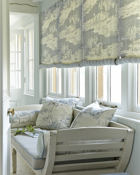 Made To Measure Swedish Blinds Vanessa Arbuthnott