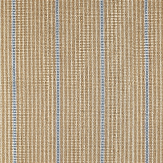 Stripe and Dash Rug - Mouse, Cornflower - Small);