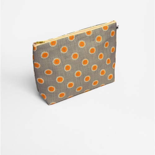 Pretty Maids - Washbag - Duck Egg, Pumpkin, Winter