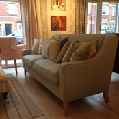 Chedworth Sofa in Duck Egg