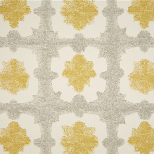 Origami - Wall Covering - Dove, Saffron