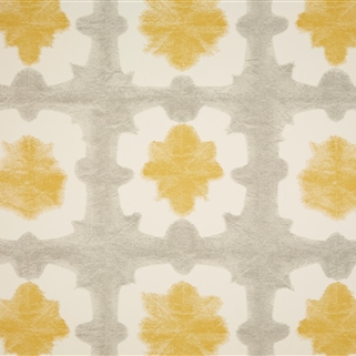 Origami - Wall Covering - Dove, Saffron);