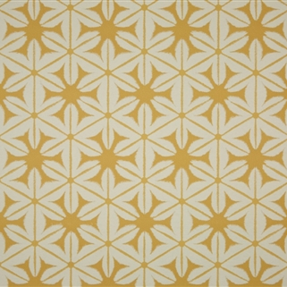 Shibori - Wall Covering - Light Pigeon, Saffron );