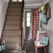Stair or Floor Runner - Rainbow