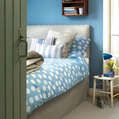 Blue Batik Spot Duvet Sets