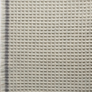 Honeycomb Blanket - Charcoal);