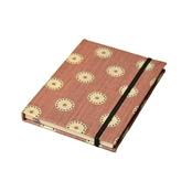 Pretty Maids Notebook - Dusky Pink, Winter