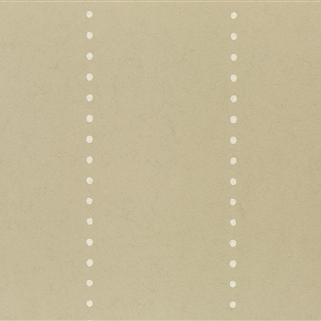 Spotty Stripe - Wall Covering - Limestone);